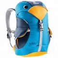 deuter-backpack kikki colour turquoise midnight
